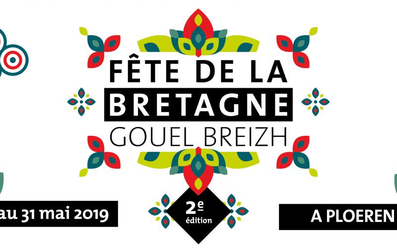 Logo fête de la Bretagne
