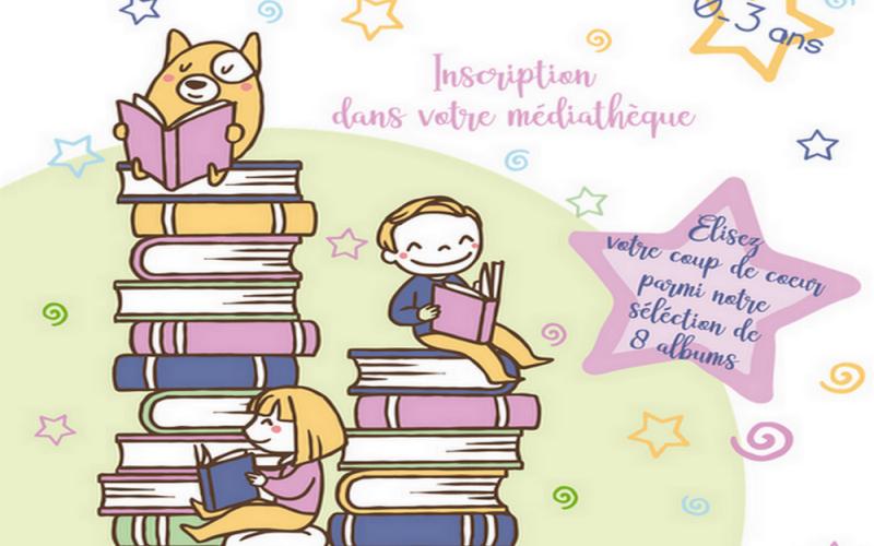 Prix littéraire des bébés lecteurs