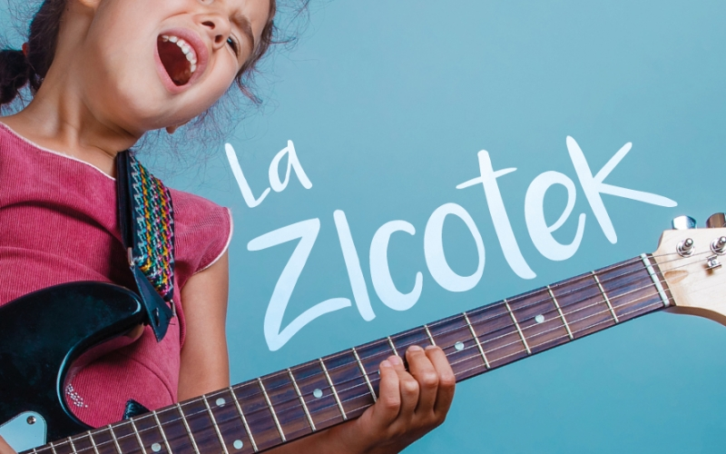 La ZIcoteK à Sarzeau