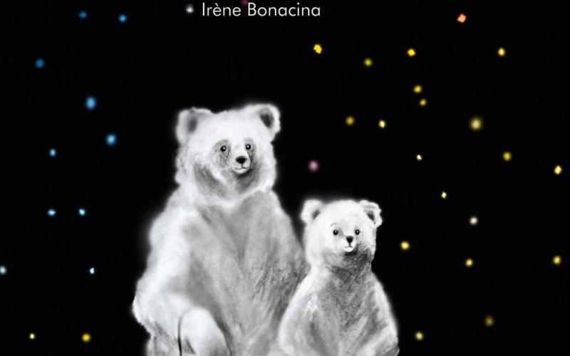 Couverture de l'album Nos chemins d'Irène Bonacina