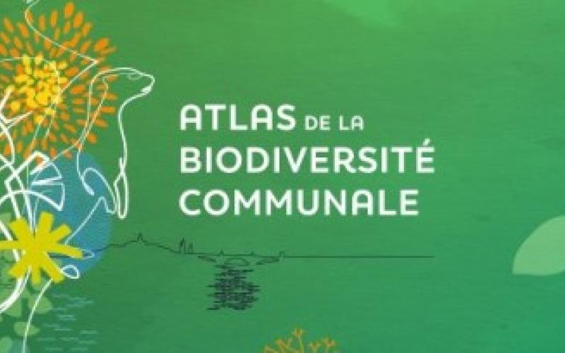 Logo atlas de la biodiversité communale