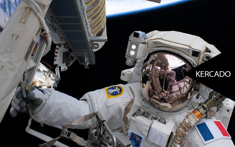 « La vie dans l'espace » - ATELIER SCIENTIFIQUE - Fête de la Science 2021