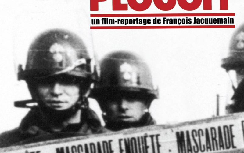 Affiche du film Le Dossier Plogoff