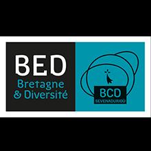 logo BED Bretagne & diversité